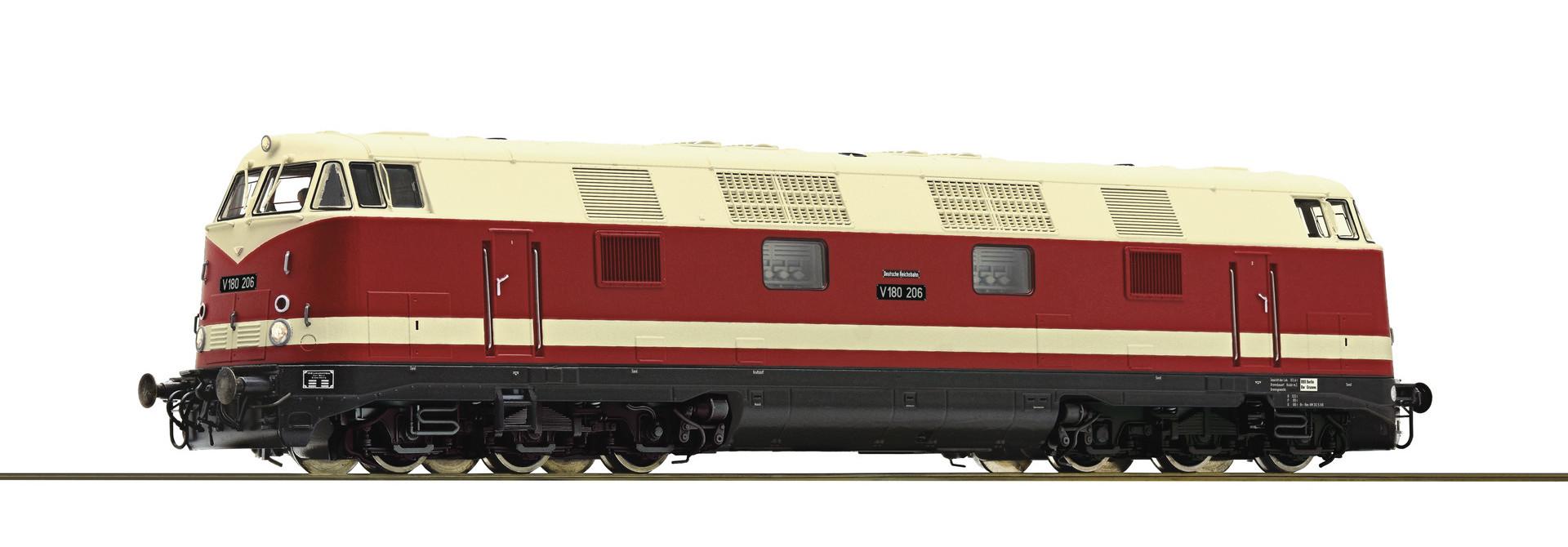 73047 Diesellok V180 DR HE-Snd.