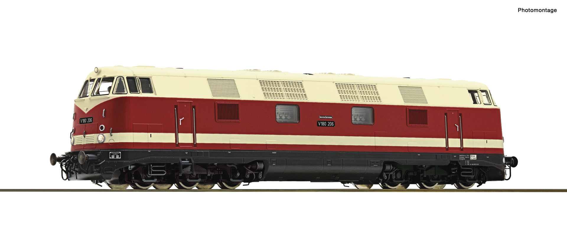 73047 Diesellok V180 DR HE-Snd.-1
