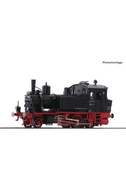 73043 Dampflok BR 70 DB Snd.