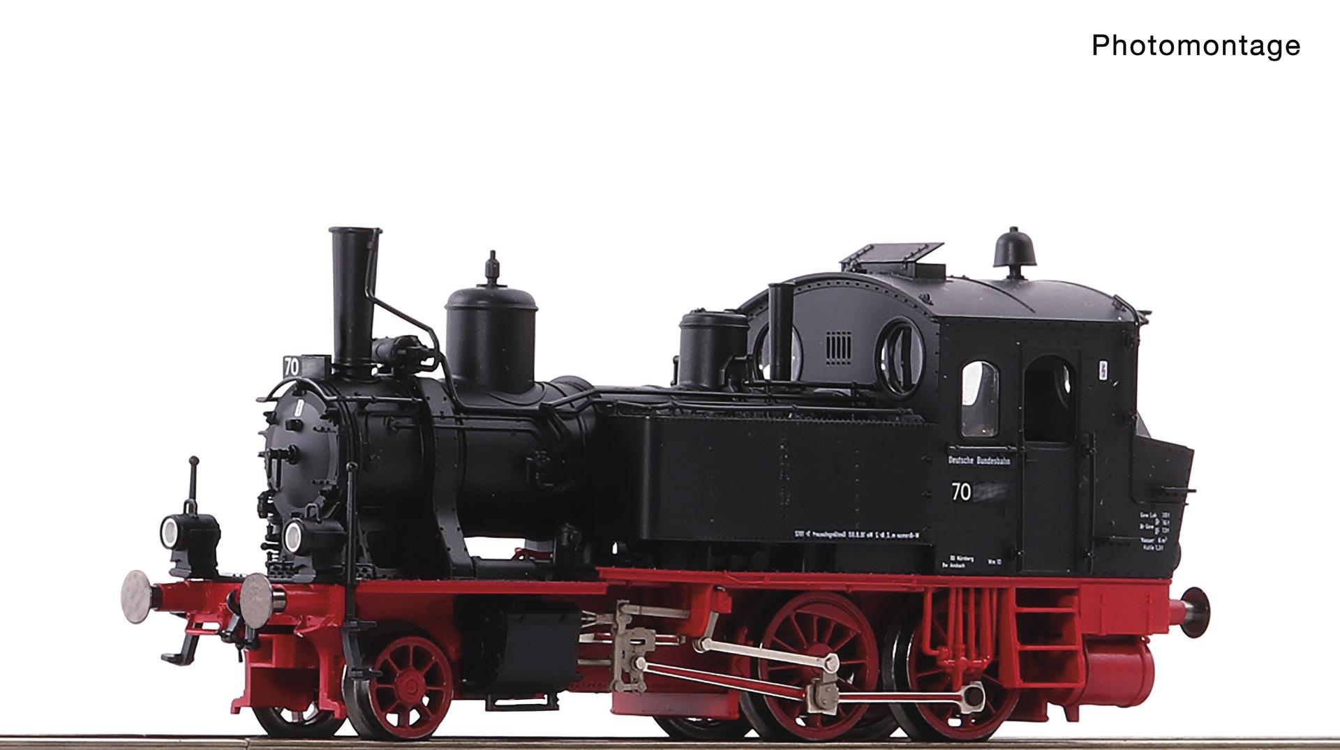 73043 Dampflok BR 70 DB Snd.-1