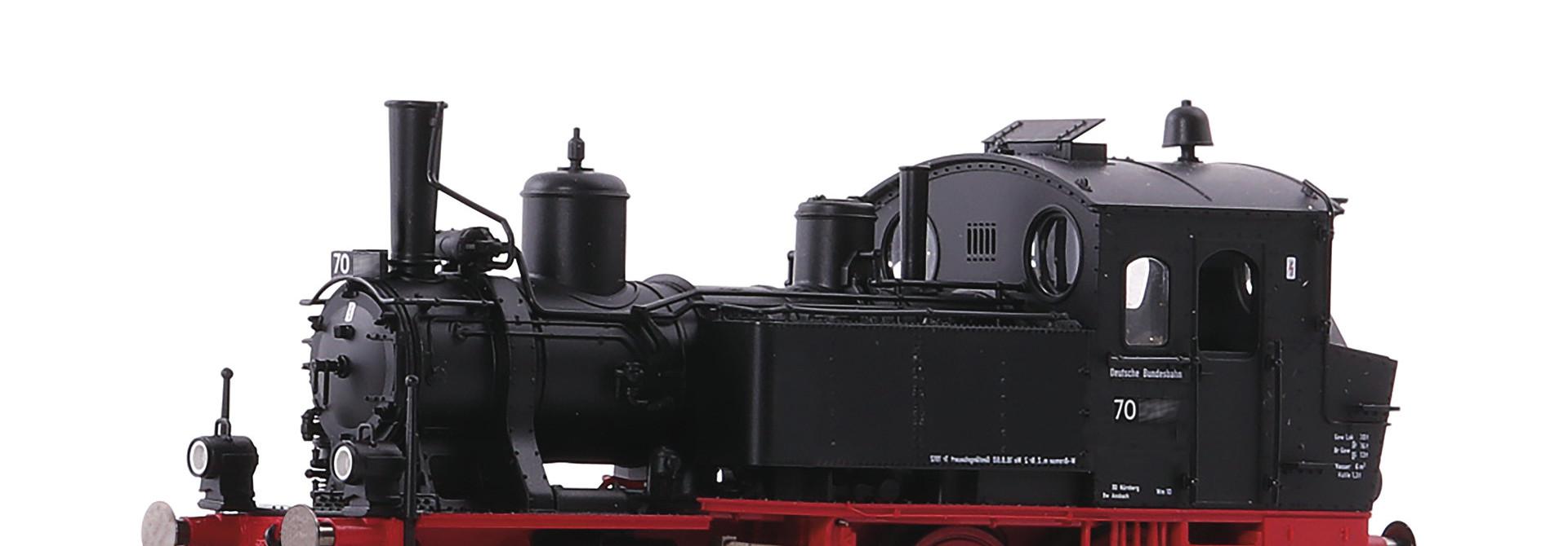 73042 Dampflok BR 70 DB
