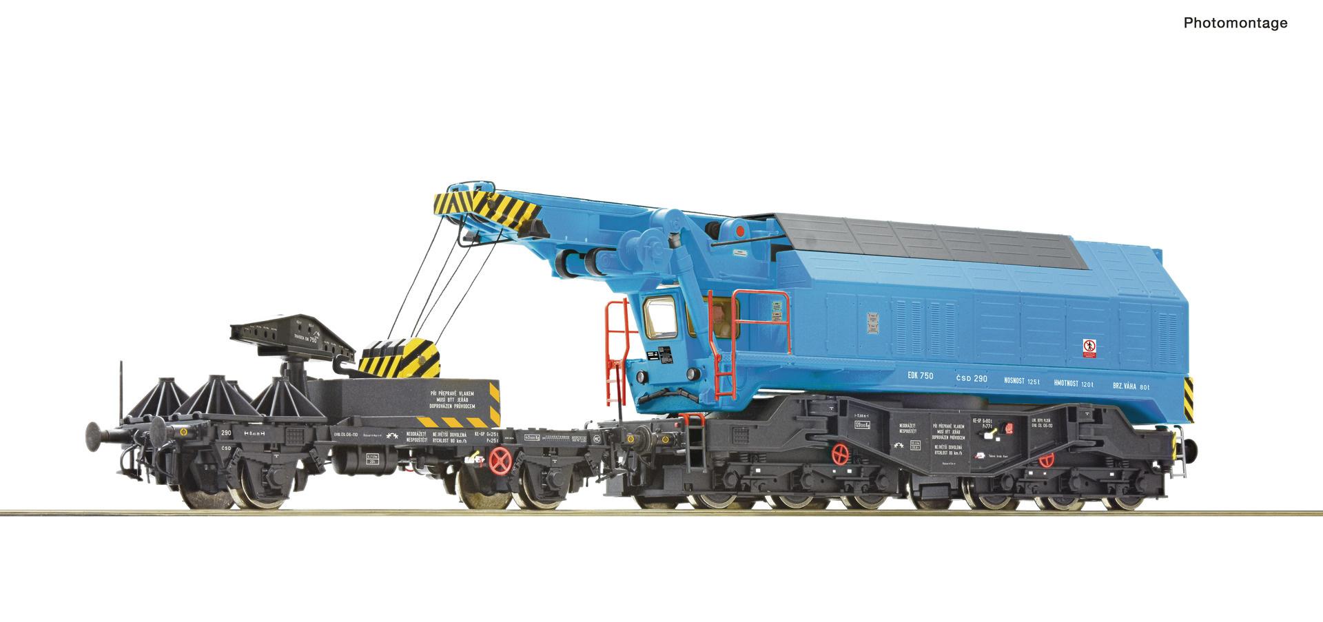 73038 Digitalkran EDK 750 CSD-1
