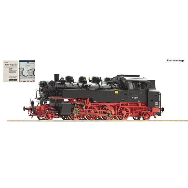 Roco 73033 Dampflok BR 86 DR Snd.
