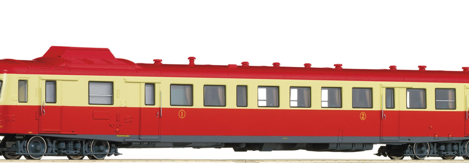 73008 Dieseltriebwagen X2800 rt/be