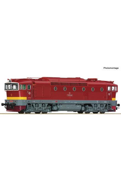 72947 Diesellok T478 CSD Snd.