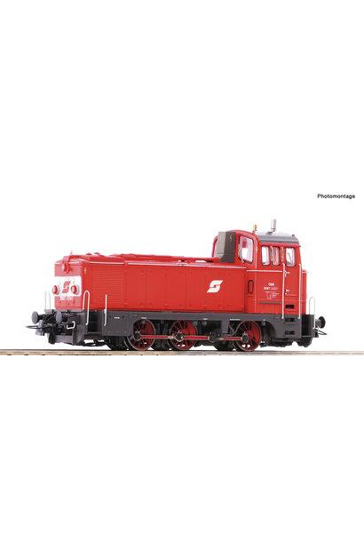 72911 Diesellok Rh 2067 ÖBB Snd.