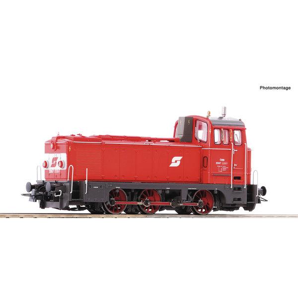 Roco 72911 Diesellok Rh 2067 ÖBB Snd.
