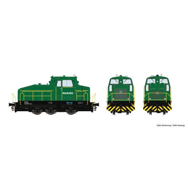 Roco 72180 Diesellok DHG 500 Makies