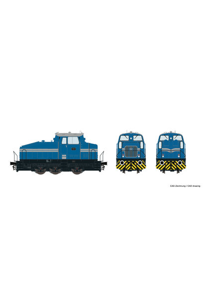 72179 Diesellok DHG 500 Henschel