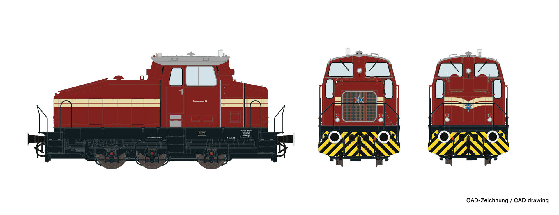 72178 Diesellok DHG 500 Rheinp.-1