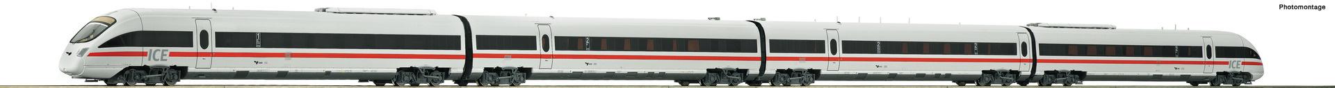 72105 Dieseltriebzug BR 605 DSB-1