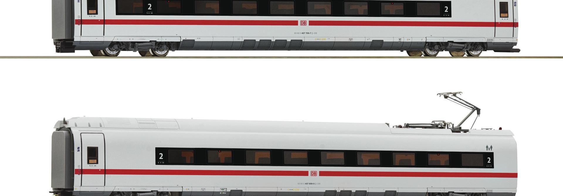 72098 2er Set BR 407 #2