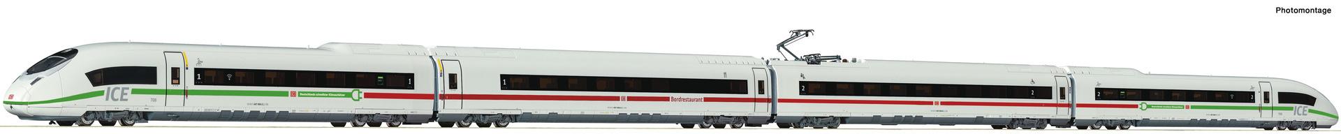 72094 4er Set BR 407-1