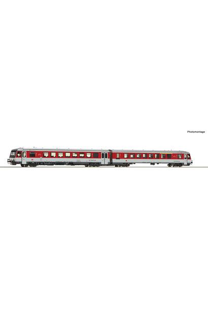 72070 Dieseltriebzug BR628.4 Sylt