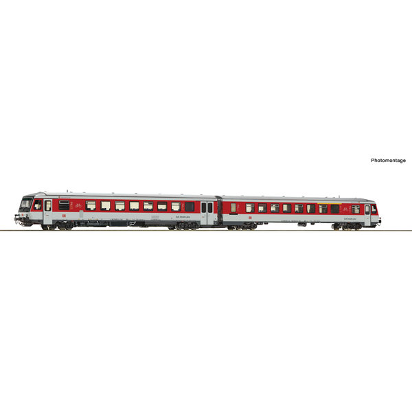 Roco 72070 Dieseltriebzug BR628.4 Sylt