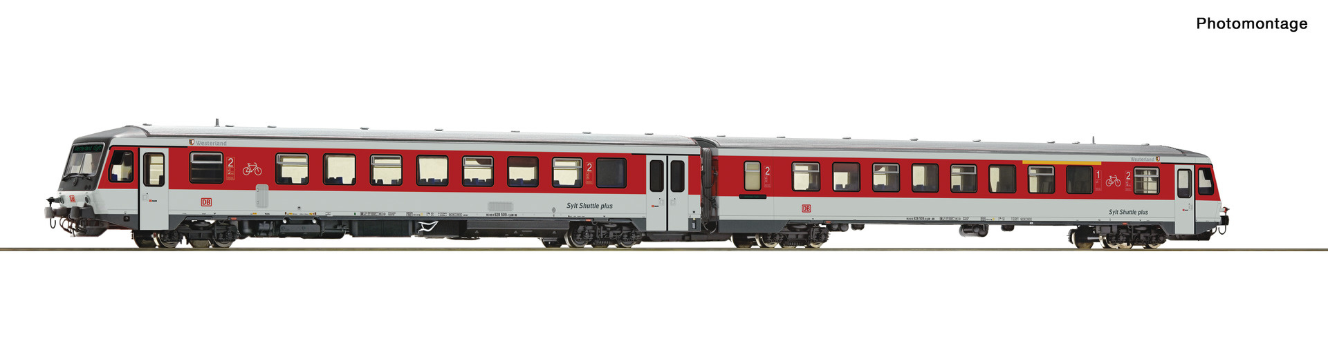 72070 Dieseltriebzug BR628.4 Sylt-1