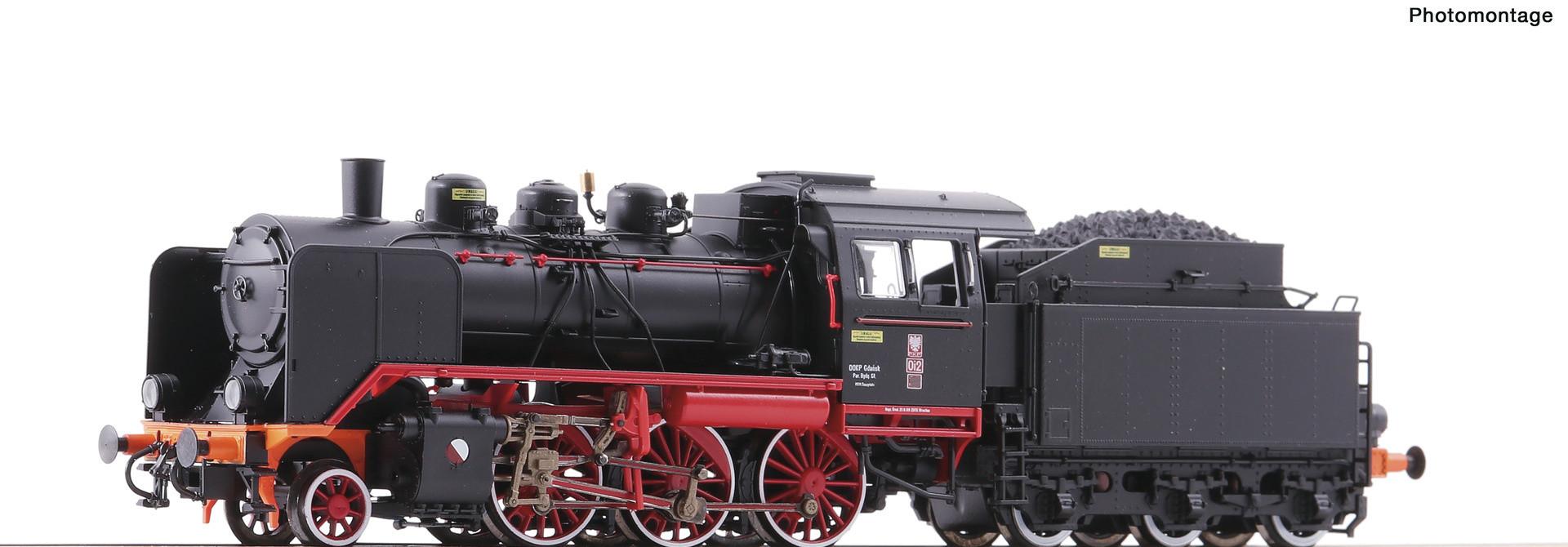 72060 Dampflok Oi2 PKPOi2 PKP