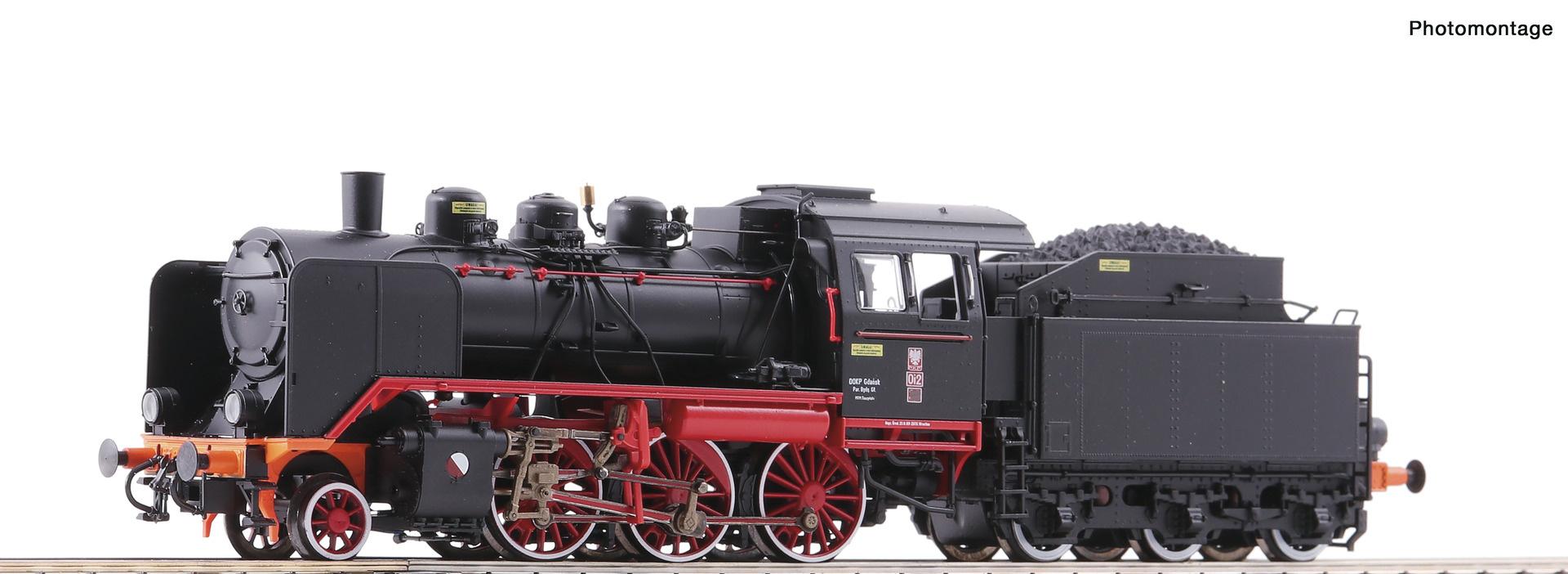 72060 Dampflok Oi2 PKPOi2 PKP-1
