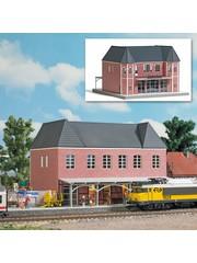Busch 1661 Bahnhof Bad Bentheim H0