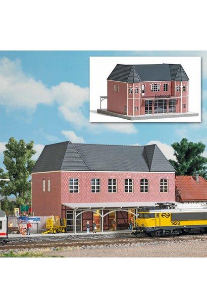 1661 Bahnhof Bad Bentheim H0