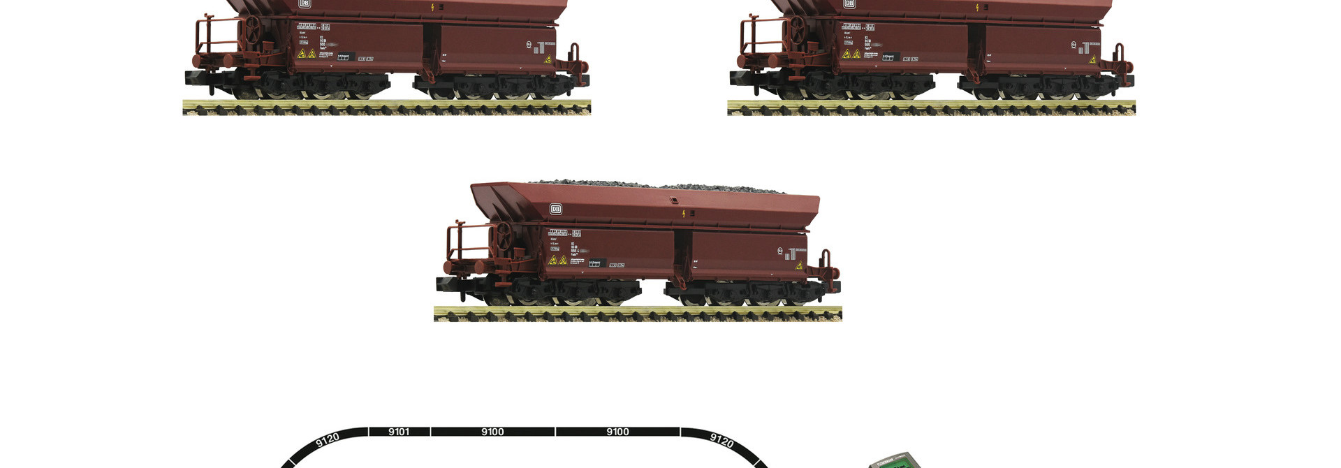 931896 z21 Set E-Lok BR 151 + Gz