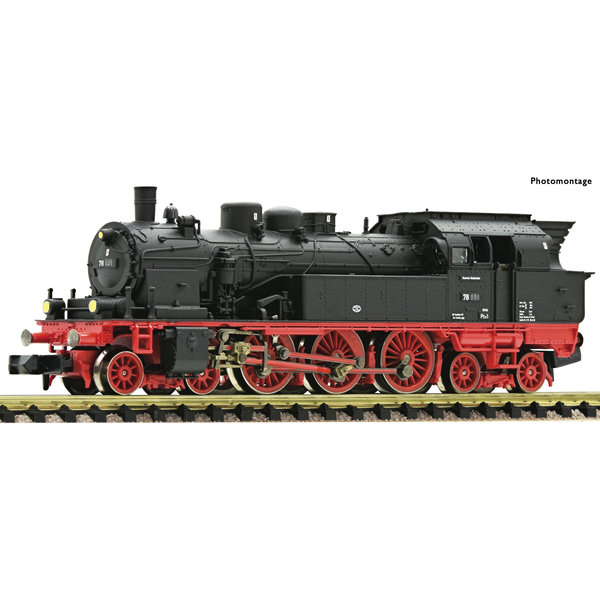 Fleischmann 707584 Baureihe 78 DB DCC