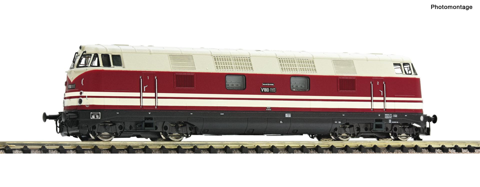 721403 Diesellok V180 DR-1