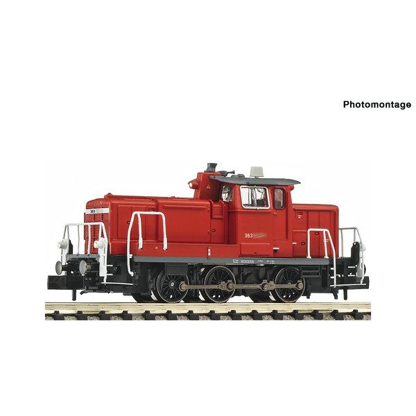 Fleischmann 722402 Diesellok BR 363 vk.rot