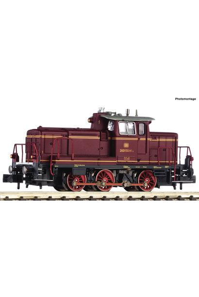 722481 Diesellok BR 260, rot DCC