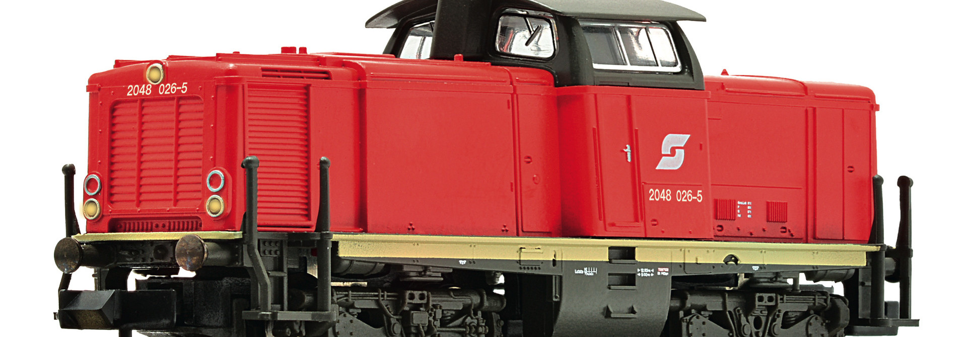 722887 Diesellok Rh 2048 ÖBB DCC