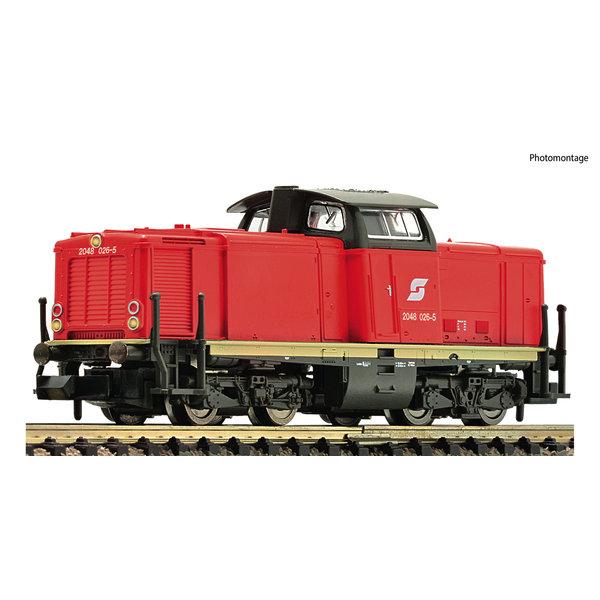 Fleischmann 722887 Diesellok Rh 2048 ÖBB DCC