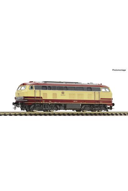 724219 Diesellok 218 217 DB