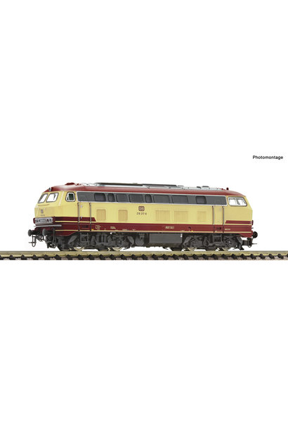 724289 Diesellok 218 217 DB Snd.