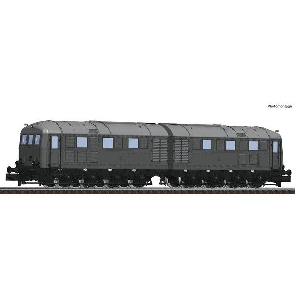 Fleischmann 725101 Doppel-Diesellok V188 grau