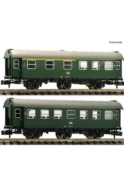 809909 2er Set Umbauwag. DB