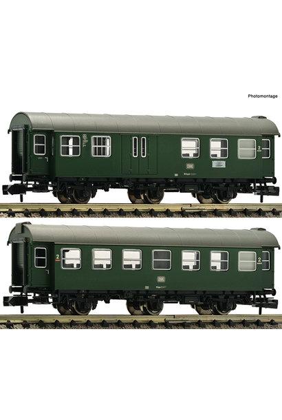 809908 2er Set Umbauwag. DB