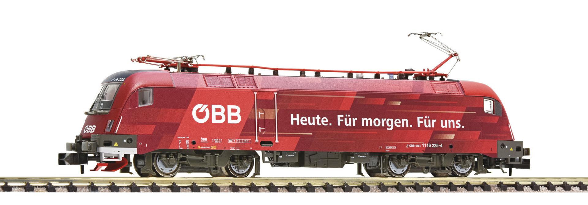 "781773 E-Lok 1116 225-4 SND.""Heute ..."