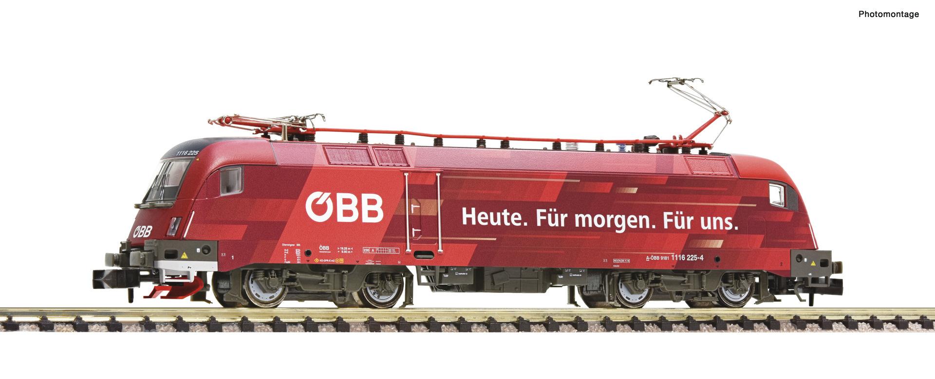 "781773 E-Lok 1116 225-4 SND.""Heute ...-1"