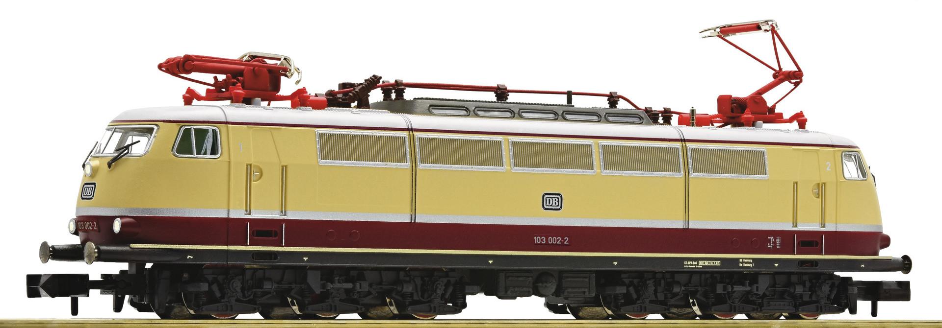 781576 E-Lok BR 103 VS DB SND.