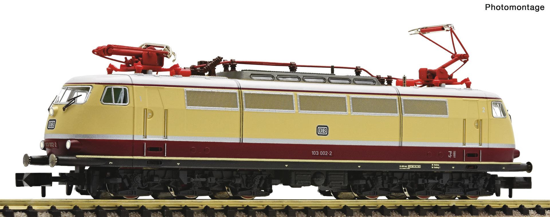 781576 E-Lok BR 103 VS DB SND.-1