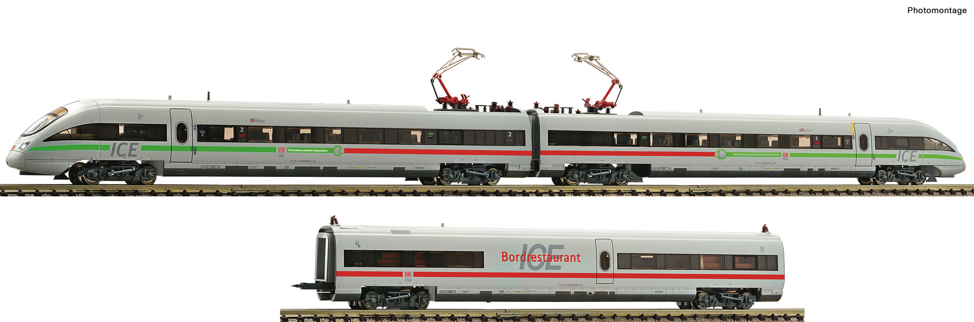 746072 ICE-T 3-tl. DB AG SND.-1