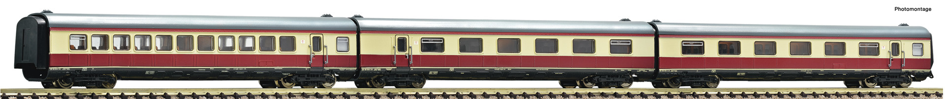 741006 Ergänzungsset BR 601-1
