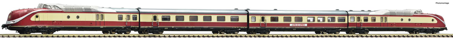 741005 D-Triebzug BR601 DB-1