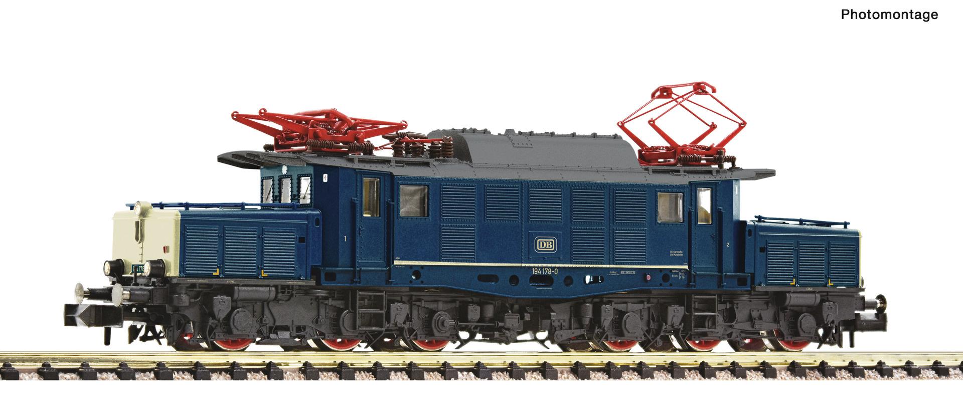 739491 E-Lok BR 194 oz/bl DB SND.-1