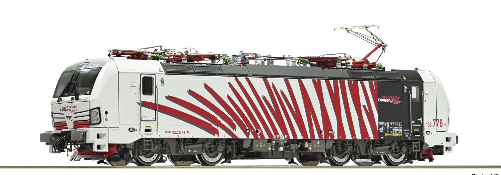 739354 E-Lok 193 776-2 Lomo Leo SND.