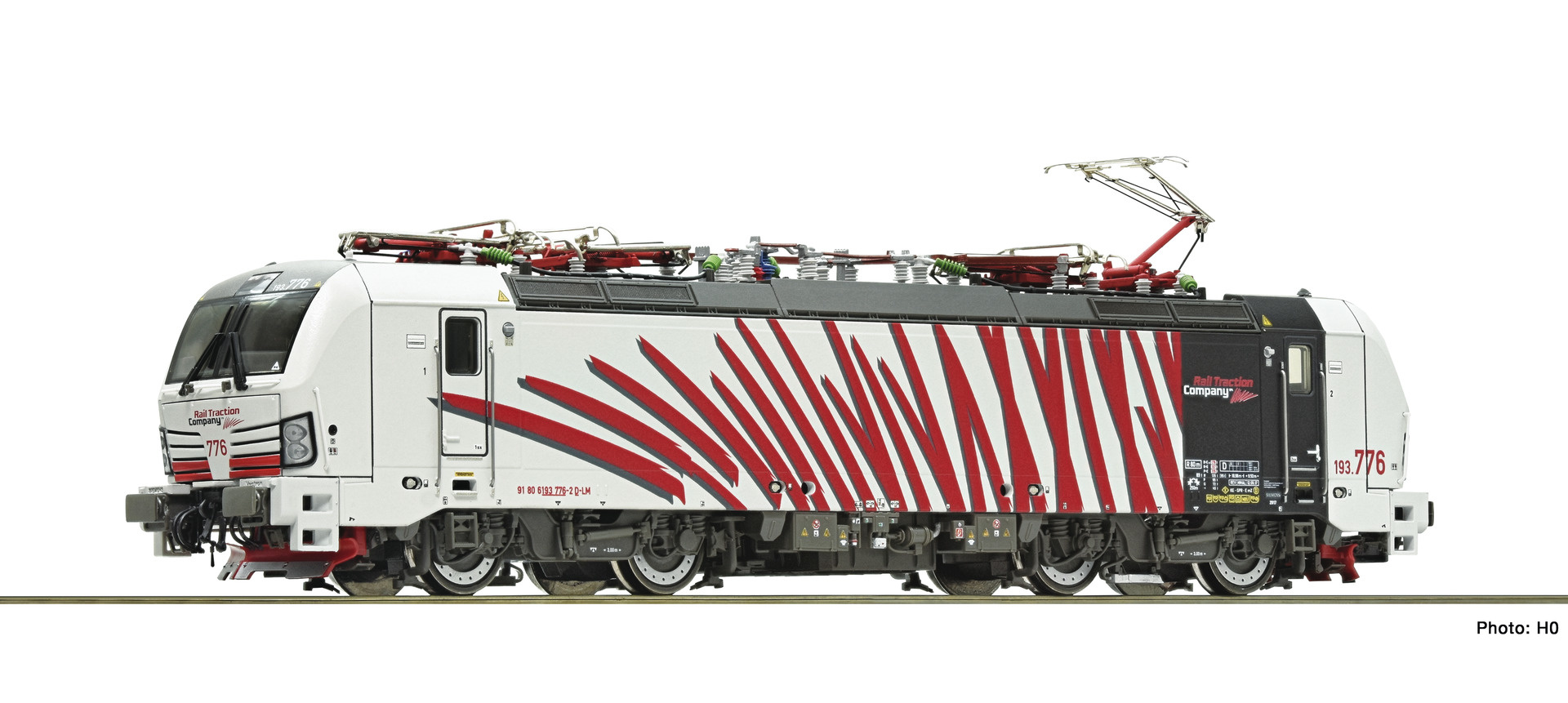 739354 E-Lok 193 776-2 Lomo Leo SND.-1