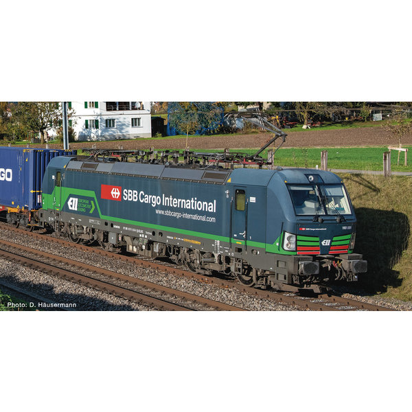Fleischmann 739279 E-Lok BR 193 ELL/SBB Cargo