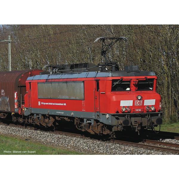 Fleischmann 732171 E-Lok 1616 rot SND.