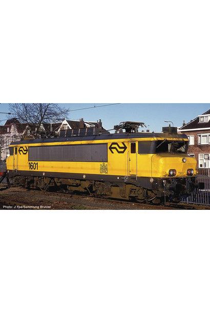 732100 E-Lok NS 1601 gelb/grau