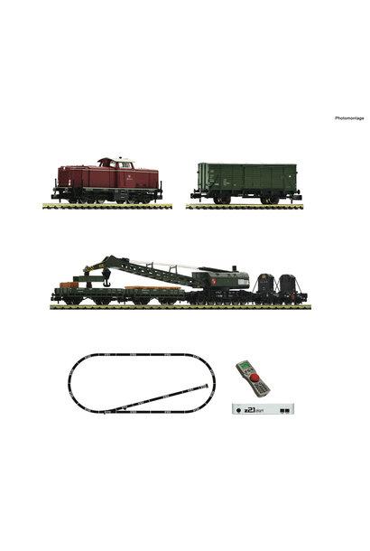 931899 z21 Set Diesellok BR 212 + Bau